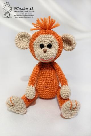 Озорная обезьянка