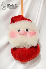 Дед мороз ёлочная игрушка