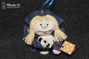 Госпожа удача (кукла-попик)