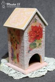 """Чайный домик """"Цветочный сад"""""""